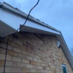New gutters and facia boards